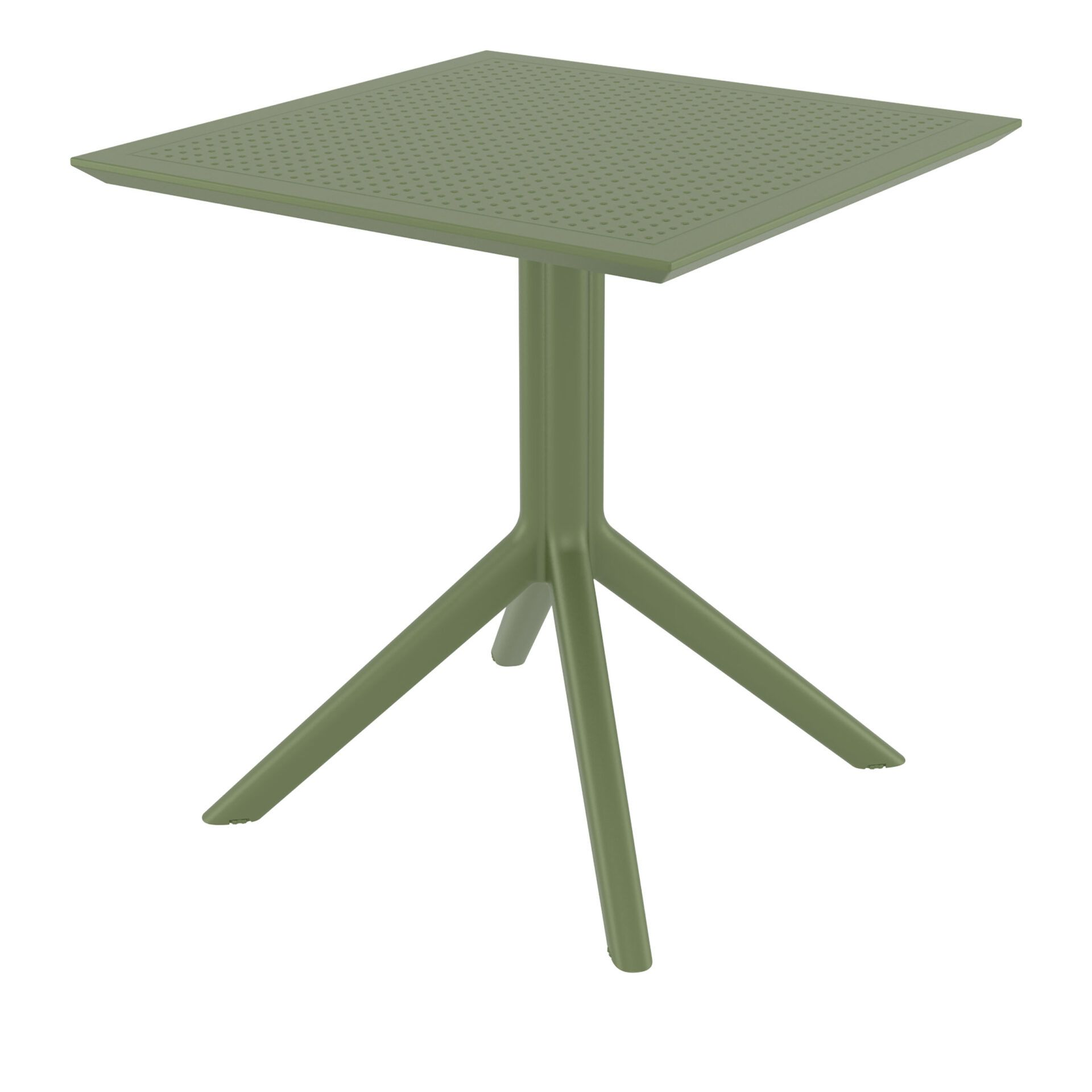 Sky Table 70 - Olive Green
