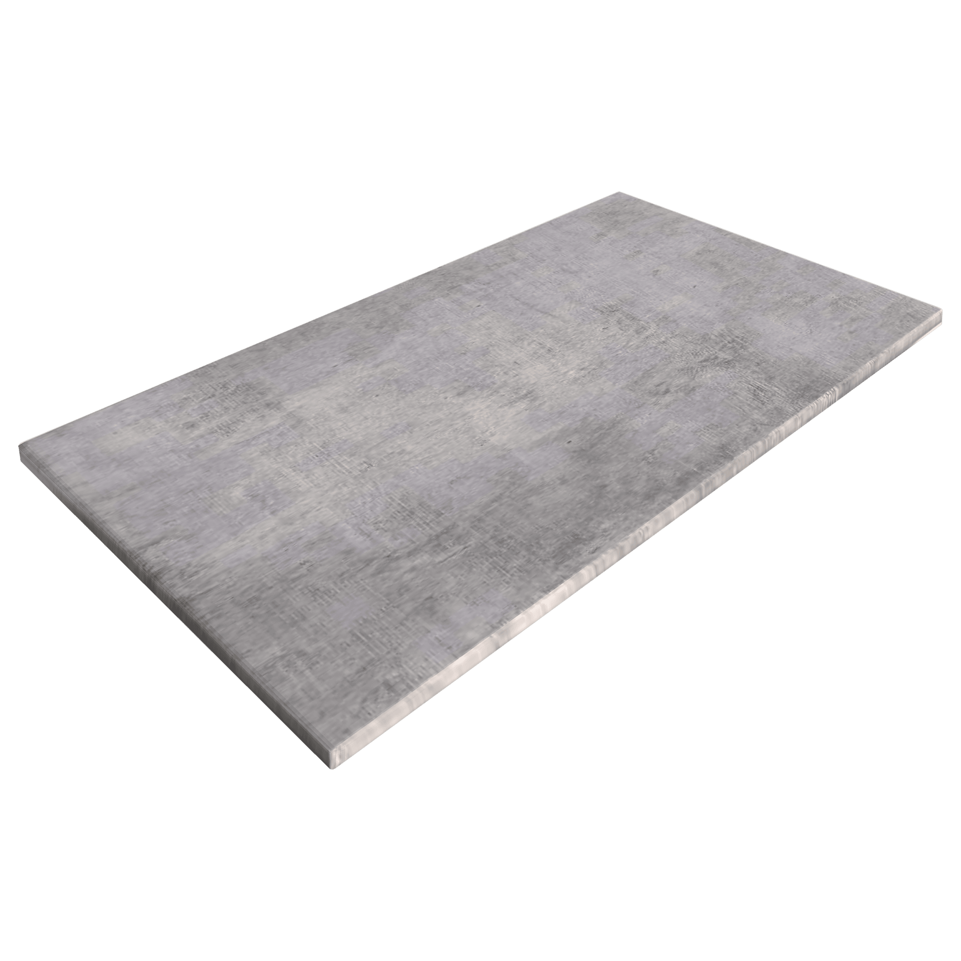 Werzalit City 1200x800mm Rectangle Duratop by SM France