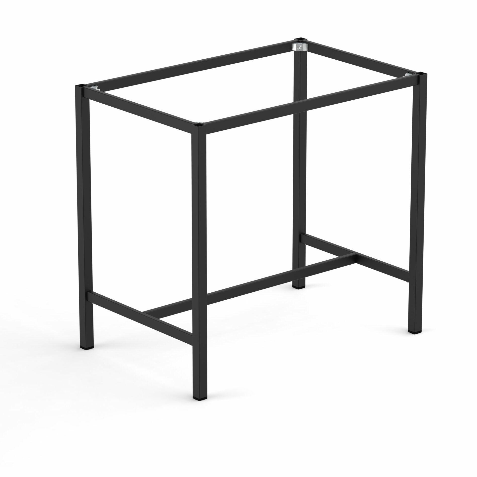 Spire Square Leg 1050 Bar Height Frame