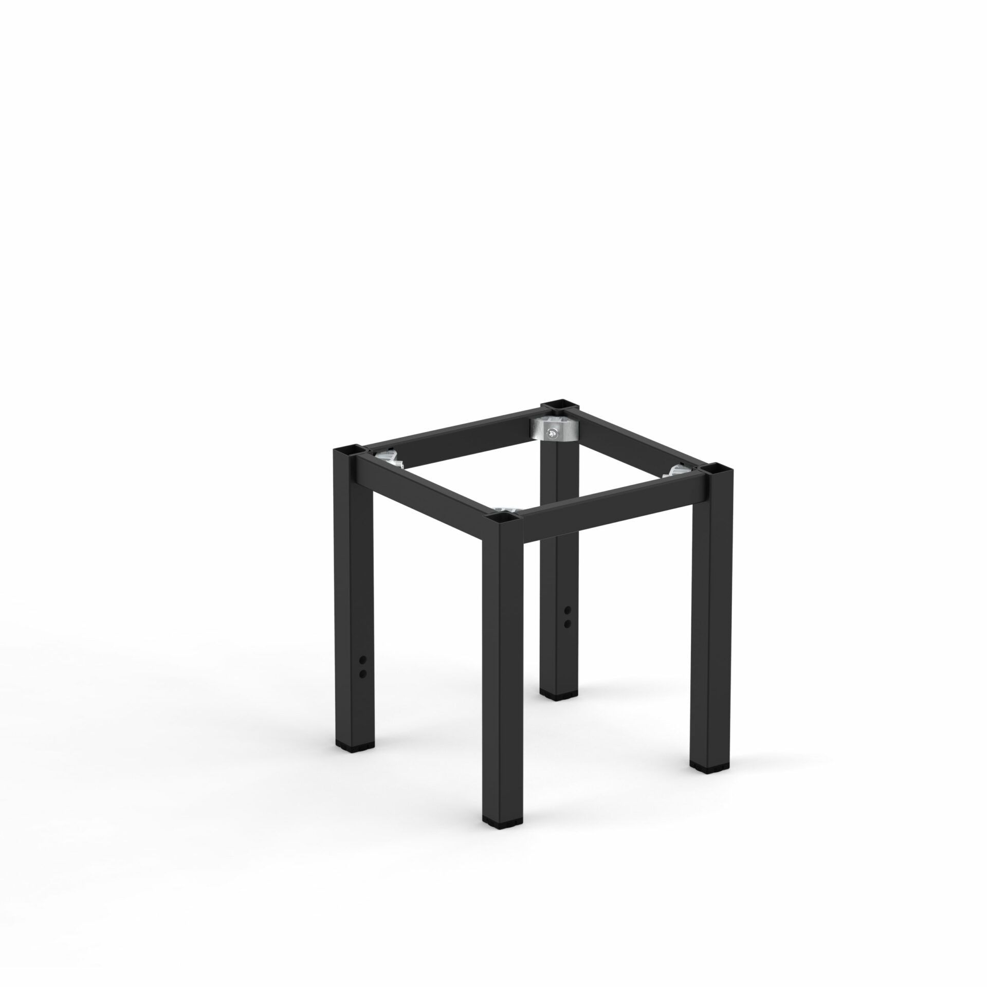 Spire Square Leg Seat Height Frame