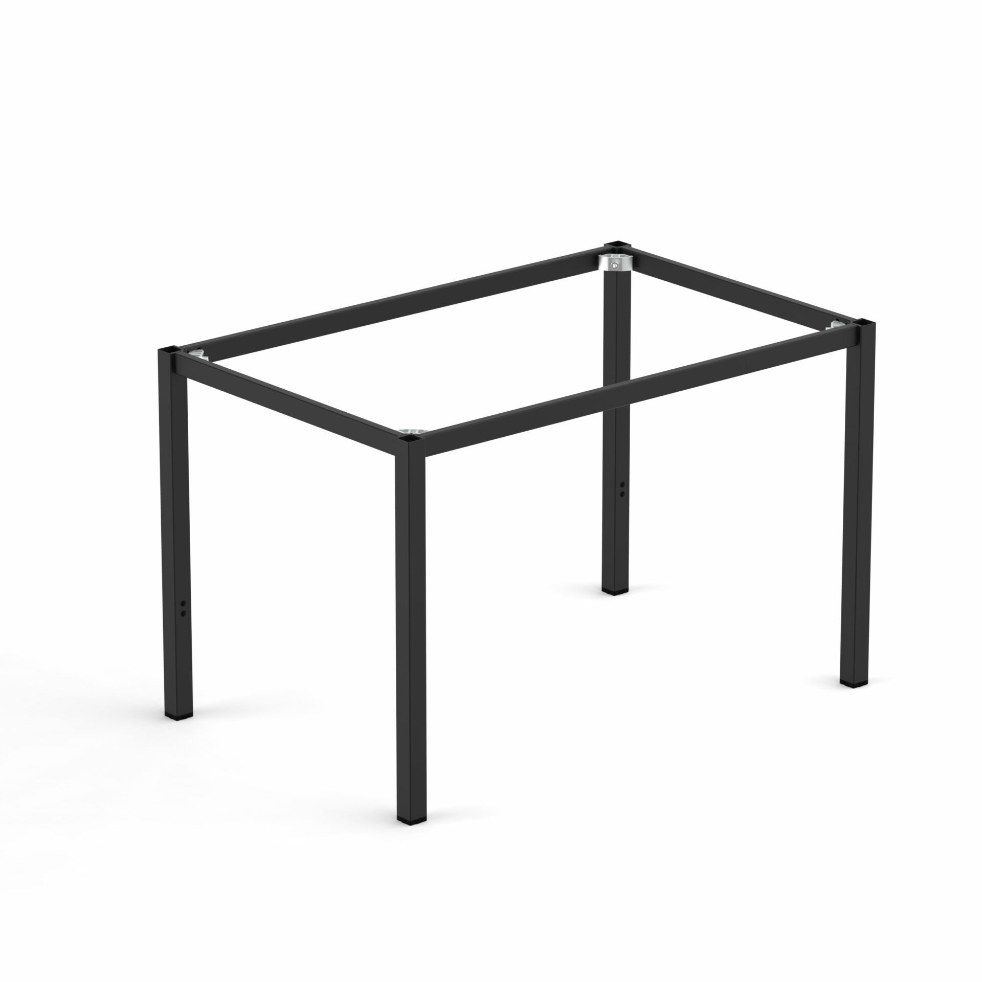 Spire Square leg Table Height Frame 1340 x 740 x 720H